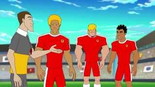 getlinkyoutube.com-Super Strikas Episodio 21 Espanol