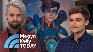 Meet 2 Kids Who Get PAID To Play Video Games, $50,000 Minimum! | Megyn Kelly TODAY