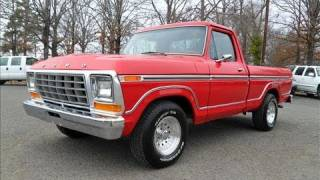 getlinkyoutube.com-1978 Ford F100 Start Up, Exhaust, and In Depth Tour