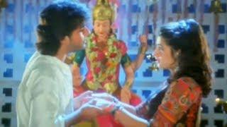 getlinkyoutube.com-Dil Pe Lahoo Se Likh Diya - Kumar Sanu, Alka Yagnik, Dil Tera Diwana Song