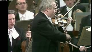 Isaac Stern - Sibelius Violin Concerto in D minor