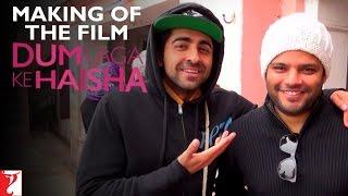 getlinkyoutube.com-Making Of The Film - Dum Laga Ke Haisha