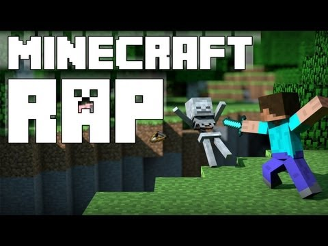 MINECRAFT RAP | Zarcort