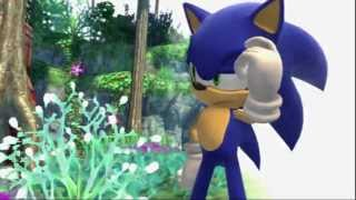 getlinkyoutube.com-Sonic Generations - Friend Rescue Reel : Modern Version (Re-Upload)