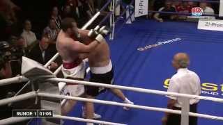 getlinkyoutube.com-David Price Vs Erkan Teper (HD) Full Fight, 17-07-2015