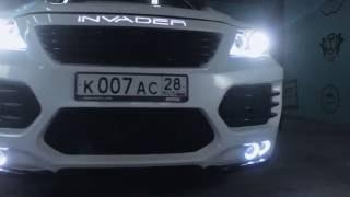 getlinkyoutube.com-Lexus LX570 Invader by TUNINGIMPERIA