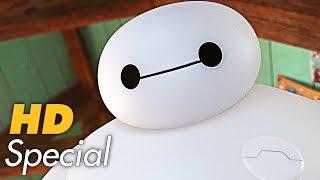 getlinkyoutube.com-BAYMAX Filmclips Deutsch [2015] Disney