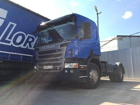 Scania P-series 2011 - 2.100.000 р. без НДС Скания Scania в Москве Scania