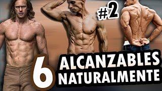 getlinkyoutube.com-Los 6 Mejores cuerpos alcanzables naturalmente #2 | OzielCarmo