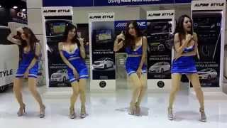 getlinkyoutube.com-Alpine Bangkok Motor Show 2015