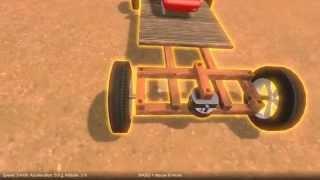 getlinkyoutube.com-Tutorial 6: Making a car steering mechanism