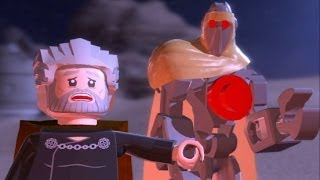getlinkyoutube.com-LEGO Star Wars III: The Clone Wars Walkthrough - Part 22 - Castle of Doom