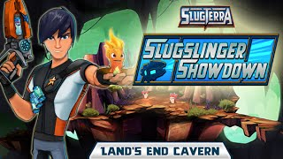 getlinkyoutube.com-Slugterra Slugslinger Showdown - Land's End Cavern (iOS Gameplay)
