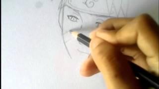 getlinkyoutube.com-วาดรูปนารูโตะ  ตอนโต มุมสงบ