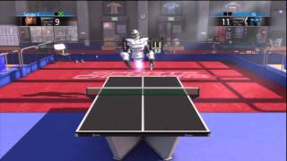 getlinkyoutube.com-PS3 Sports Champions how to beat Ace 8000 in Tabletennis Champion Cup level / Championspokal HD