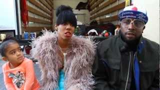 Big Boi - Mama Told Me f. Kelly Rowland (Making Of)