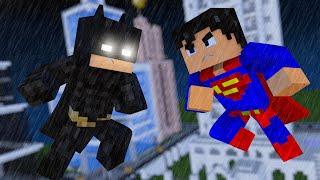Minecraft: BATMAN Vs SUPERMAN (EggWars)
