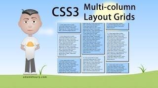 getlinkyoutube.com-CSS3 Multi Column Layout Grid Tutorial