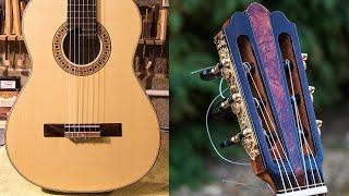 getlinkyoutube.com-Classical Spanish Guitar Construction