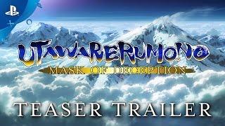getlinkyoutube.com-Utawarerumono: Mask of Deception - Teaser Trailer | PS4, PS Vita