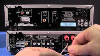 getlinkyoutube.com-ONKYO CS-1045 Install (Mini Hifi System)