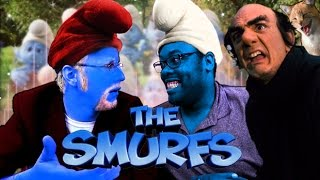 getlinkyoutube.com-Smurfs  - Nostalgia Critic