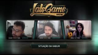 Late Game Show #73 c/ Lelly Costa - Situação da KaBuM e análise 5ª rodada do #CBLoL