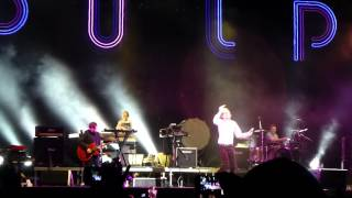 COACHELLA VIDEO: Pulp: Song One