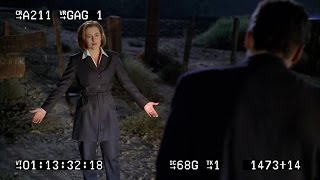 getlinkyoutube.com-The X-Files: Fight the Future (Gag Reel)