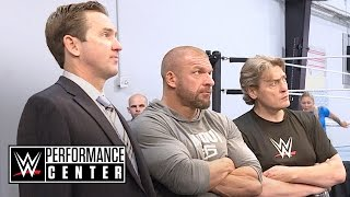getlinkyoutube.com-Go inside a tryout at the WWE Performance Center