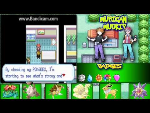 Part: 20 ''Suck It GARY!!'' Pokemon Leaf Green