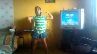 getlinkyoutube.com-fernanda dançando hiana 7 anos,marambaia