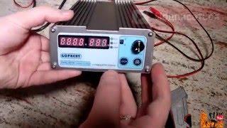 getlinkyoutube.com-Лабораторный блок питания 32 Вольта 10.5 Ампер (распаковка)