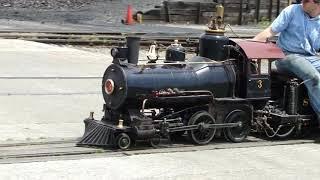 getlinkyoutube.com-Cagney Miniature Steam Engine