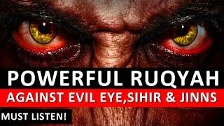 getlinkyoutube.com-Powerful Ruqyah DUA Against Bad Evil Eye, Black magic Sihir, Jinns,  & Jealousy
