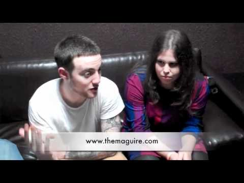 Mac Miller sits down with Jessie Maguire: TALKS NEW ALBUM, ROSTRUM RECORDS, JUST BLAZE & MORE!