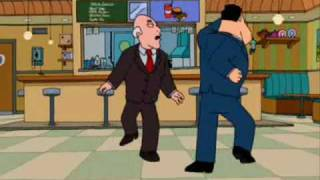 getlinkyoutube.com-American dad Fight Scene