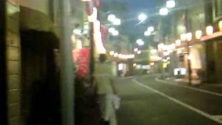 getlinkyoutube.com-旧遊郭玉の井の夜:東向島駅~いろは通り~北側路地裏~鐘ヶ淵駅