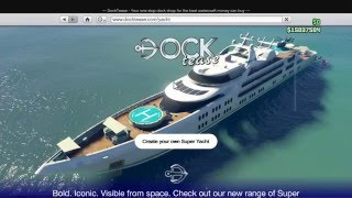 getlinkyoutube.com-GTA 5 Online Executives and Other Criminals: Fully Customized Super Yacht, New Weapons and Vehicles
