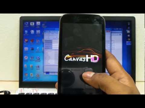 How to Root the Micromax Canvas HD A116 (Easiest &amp; Safest) - Cursed4Eva.com