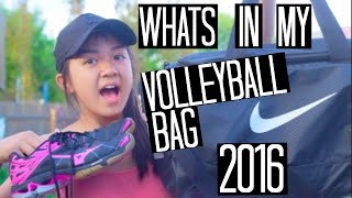 getlinkyoutube.com-What's In My Volleyball Bag 2016! UPDATED