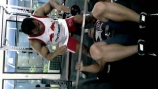 getlinkyoutube.com-Sazali samad trained 9 in 1 chest workout