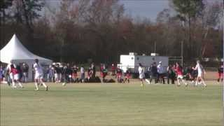 2011 CASL College Showcase - Freestate Storm vs FC Europa Storm Featured Highlights