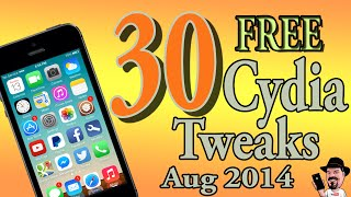 getlinkyoutube.com-Best Top 30 ''FREE'' Cydia Tweaks For iOS 7.1.2 [Latest Releases]  Aug 13, 2014