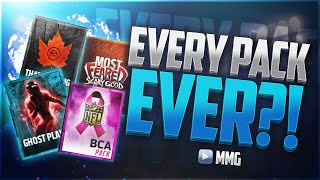 getlinkyoutube.com-BIGGEST PACK OPENING! Every Promo Pack!! Madden Mobile 16