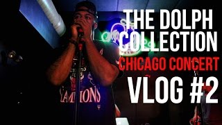 getlinkyoutube.com-The Dolph Collection - Chicago Show! Vlog 2