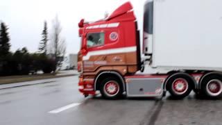 getlinkyoutube.com-Ceusters Transport (Scania R500 V8)