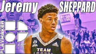 getlinkyoutube.com-Jeremy Sheppard Has a Mean Pull-Up Game! ECU Bound!