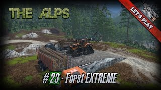 getlinkyoutube.com-Let's Play LS15 ★ The Alps 15 ★ #23 ★ Forst EXTREME