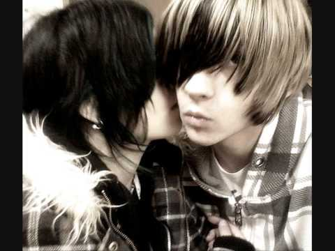 cute anime emo love. emo love new. cute emo love